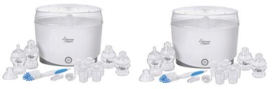 closer to nature steriliser kit