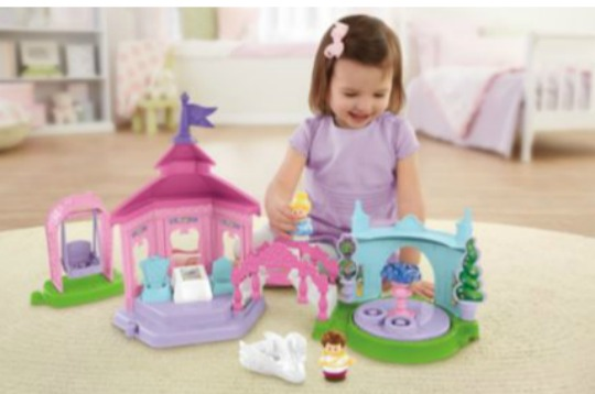 fisher price princess