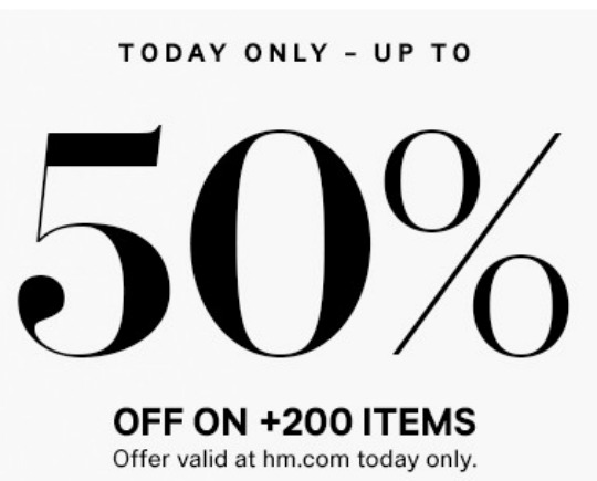 hm.com sale