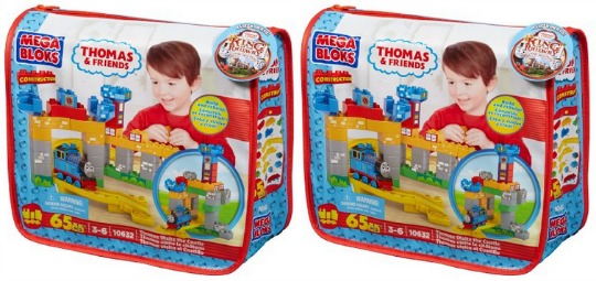 mega bloks thomas at the castle
