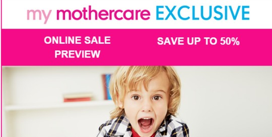 mothercare preview