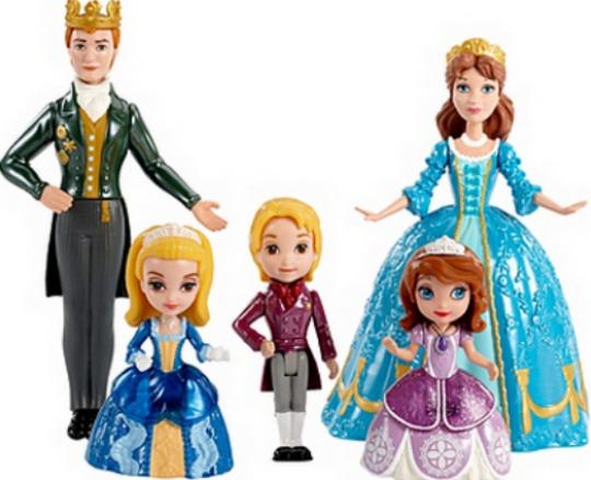 sofia first royal family