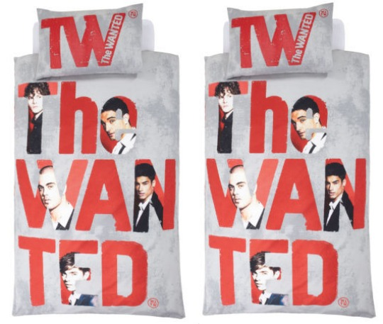 the wanted duvet cover