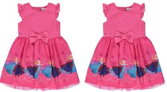 Disney Frozen Party Dress
