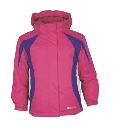 Sugar Girls Pink Ski Jacket Tesco Direct