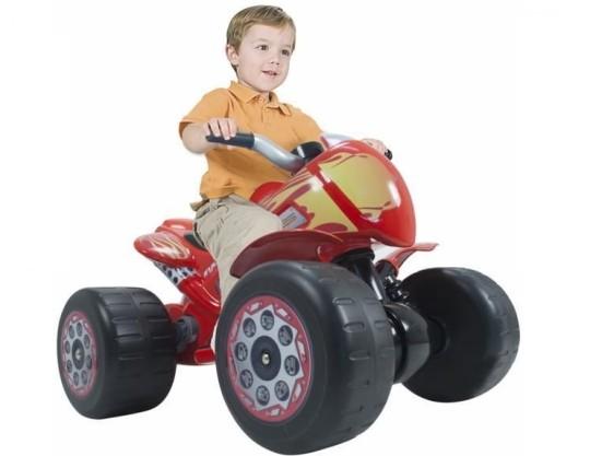 V6 Quadbike