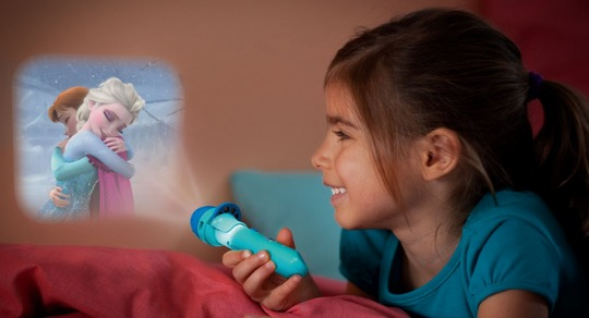amazon preorder frozen projection torch