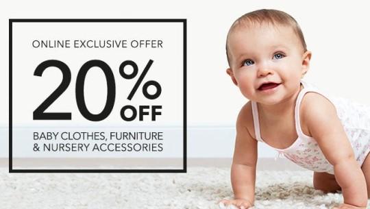 asda discount baby