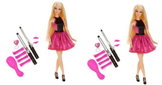 barbie endless curls