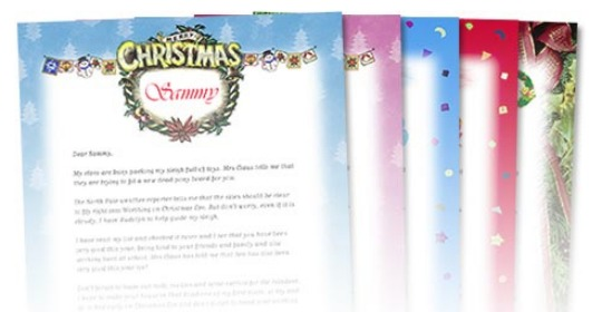 free christmas letter