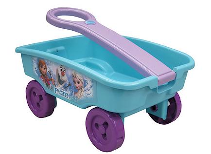 Frozen Wagon