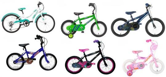 halfords bikes