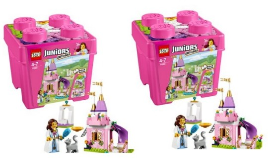 lego juniors princess