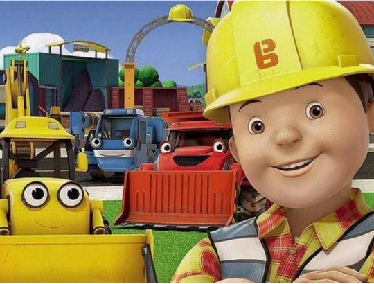 new bob the builder