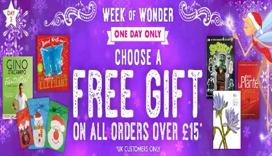 week of wonders free gift