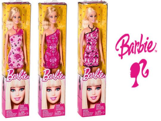 Barbie Triple Pack