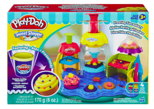 Play Doh Frosting Fun Bakery