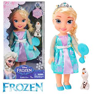 Frozen Toddler Elsa Doll