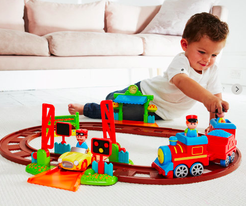 Happyland Country Train Set
