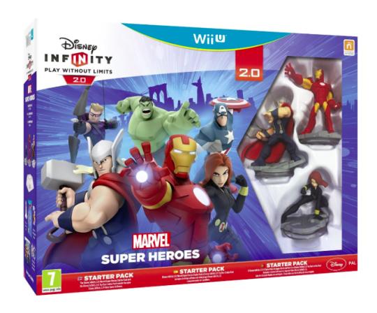 Disney Infinity 2.0 Marvel Superheroes