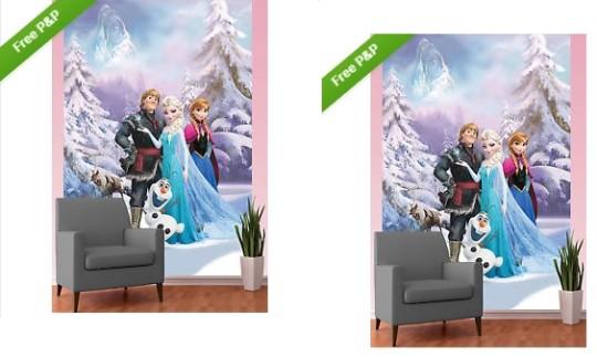 Frozen Mural