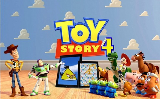 Toy Story 4 released