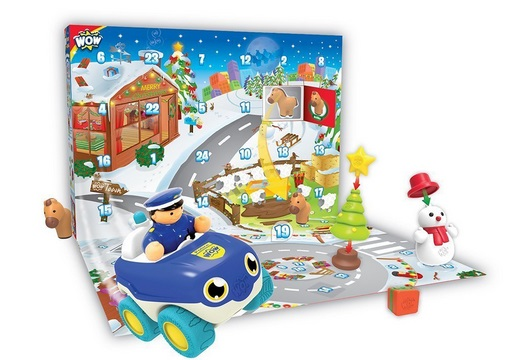 WOW Toys advent calendar