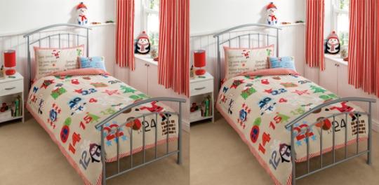 advent bedding
