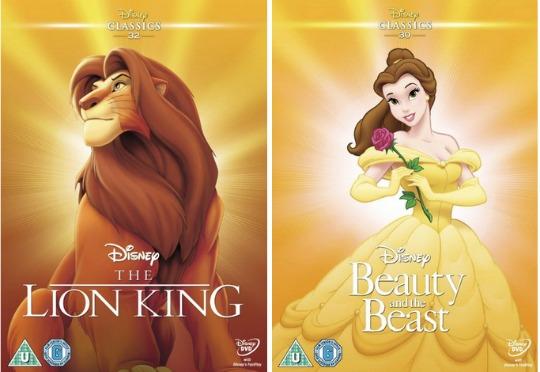 beauty lion dvd