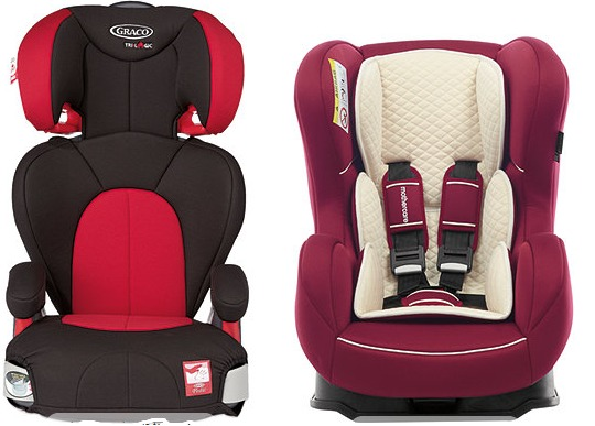 Up To Half Price Car Seats @ Mothercare