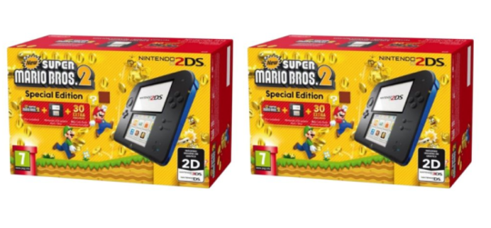cheap nintendo 2ds