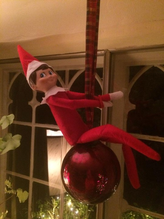 elf wreckingball
