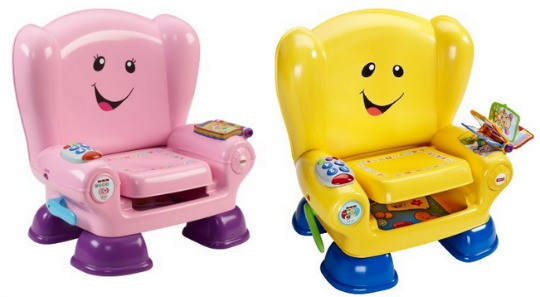 fisher price learner chair