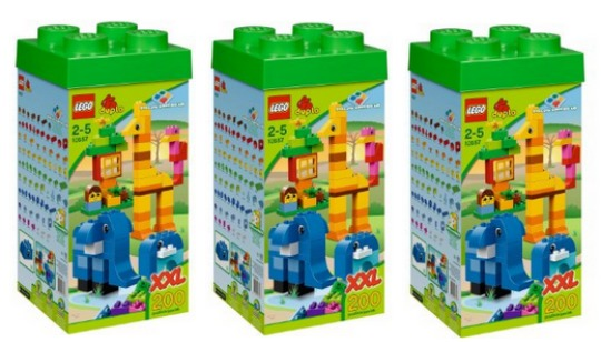 lego duplo tower