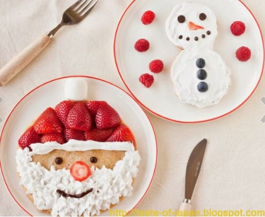 Easy Christmas Breakfasts.