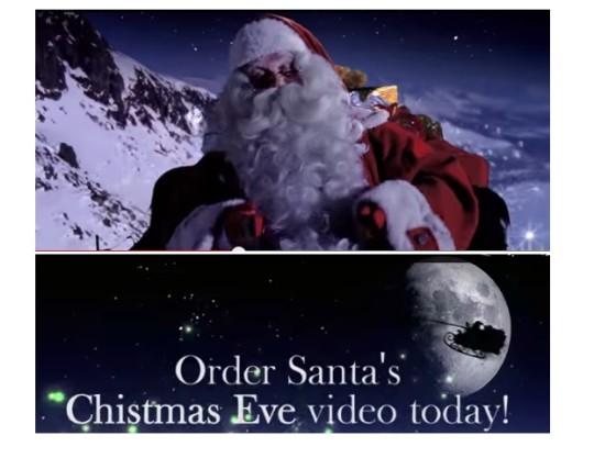 Santa Message PNP