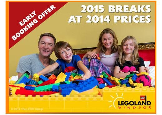 Legoland Stays