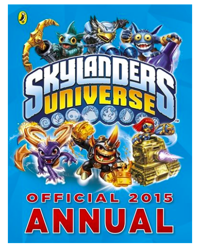 Skylanders Official 2015 Annual