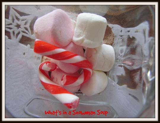 DIY Snowman Soup