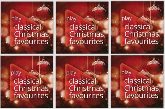 Christmas Music Freebie