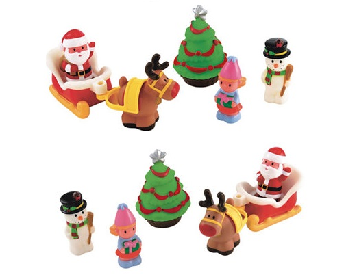 Happyland Christmas Set