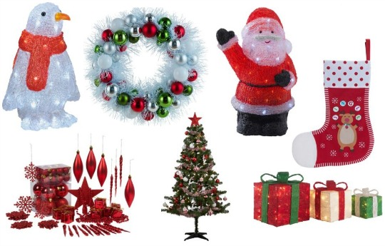 70 off christmas trees lights decorations argos. Black Bedroom Furniture Sets. Home Design Ideas