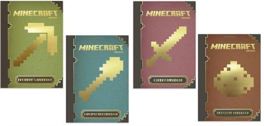 minecraft bookspm