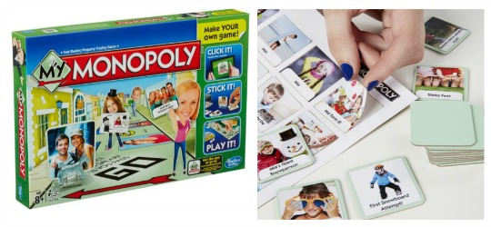 39 my monopoly 39 board game was now argos. Black Bedroom Furniture Sets. Home Design Ideas