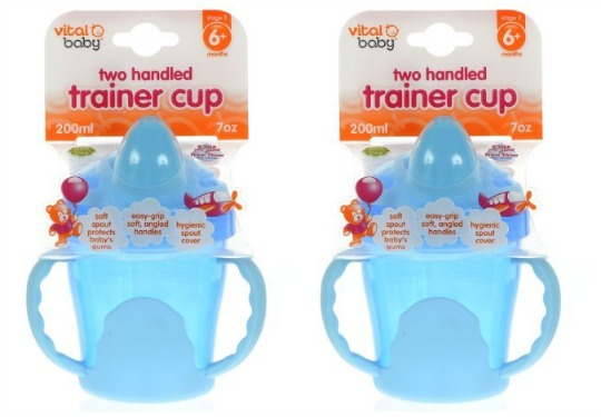 vital baby cup pm