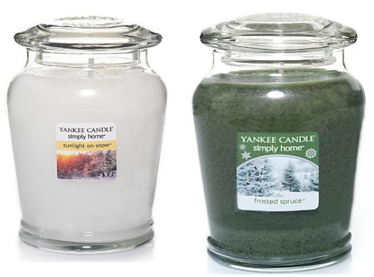 yankee candles medium 6 large 9 asda direct. Black Bedroom Furniture Sets. Home Design Ideas