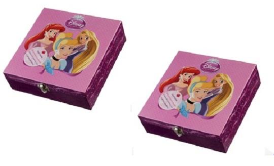Disney Princess Keepsake Box