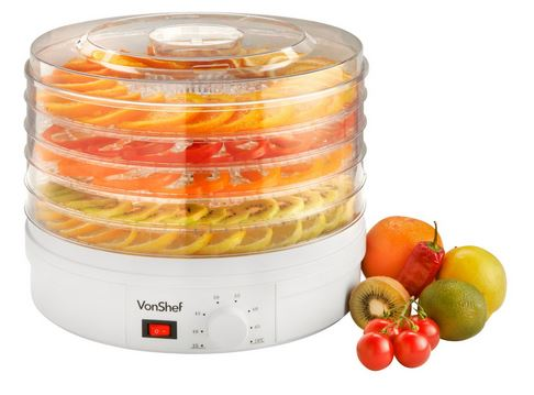 VonShef Food Dehydrator & Dryer Machine