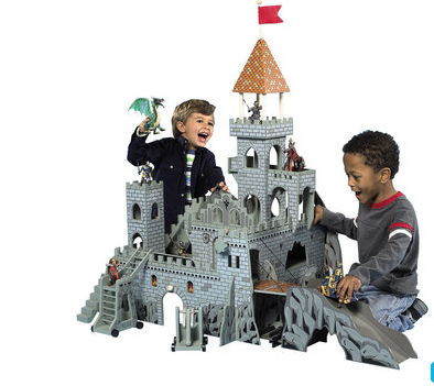 Wooden Medieval Castle Toys R Us