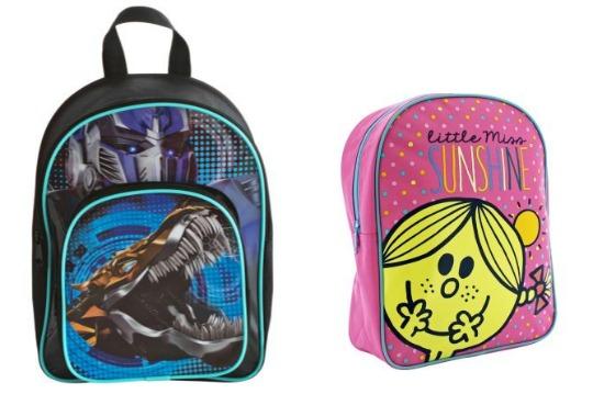 backpacks argos pm
